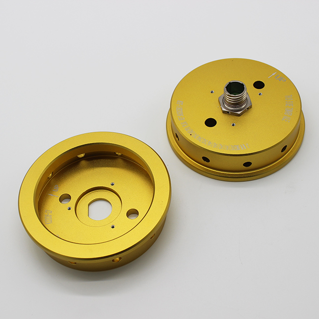 Customized processing of aviation equipment mechanical parts services