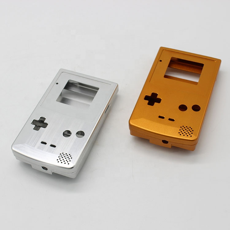 OEM housing shell for Gameboy metal color GBC