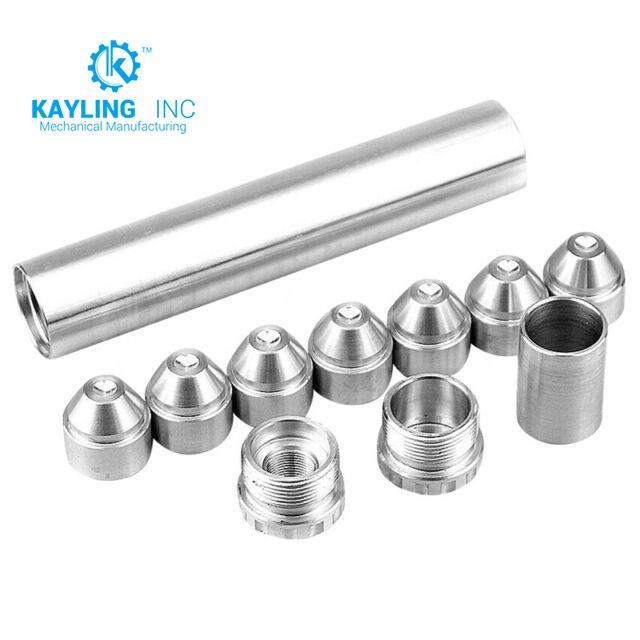 OEM professional production stainless solvent trap